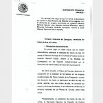 Suspende juez federal actividad en juzgados de Coahuila