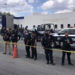 Desalojan por la fuerza a plantón magisterial Coahuila