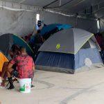 Continua crisis migratoria en Acuña, Coahuila